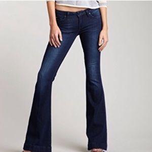 Hudson | NWOT Ferris flap flare jeans 0906
